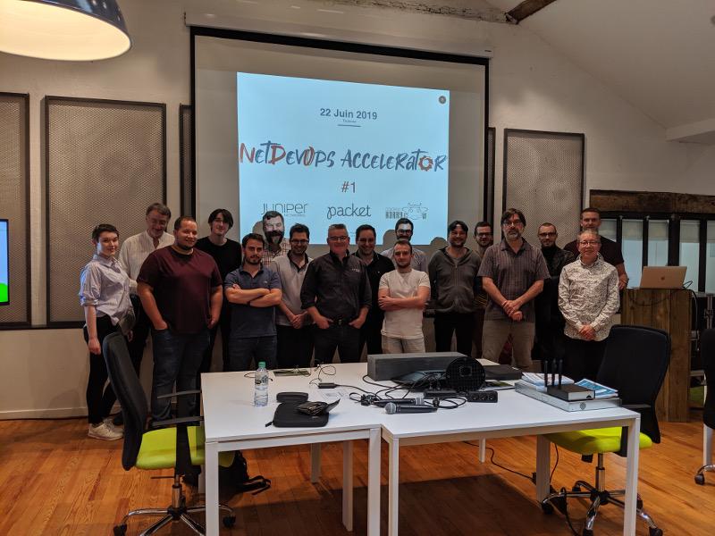 Groupe NetDevOps Accelerator
