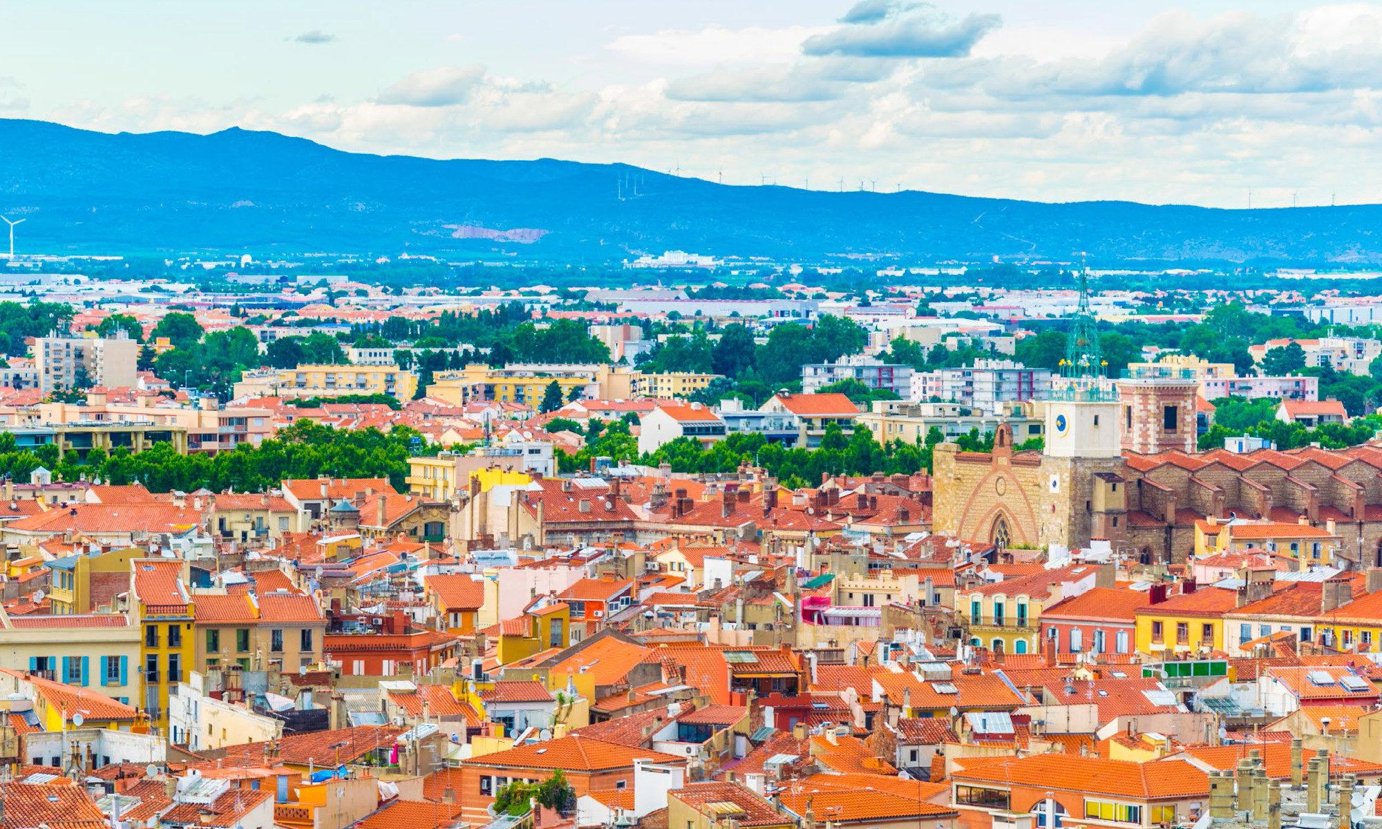 Metropole et Ville de Perpignan
