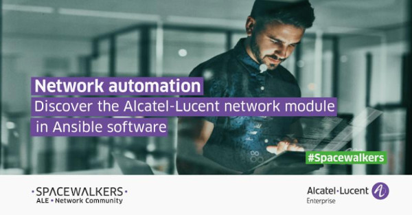Alcatel-Lucent Enterprise Ansible Galaxy