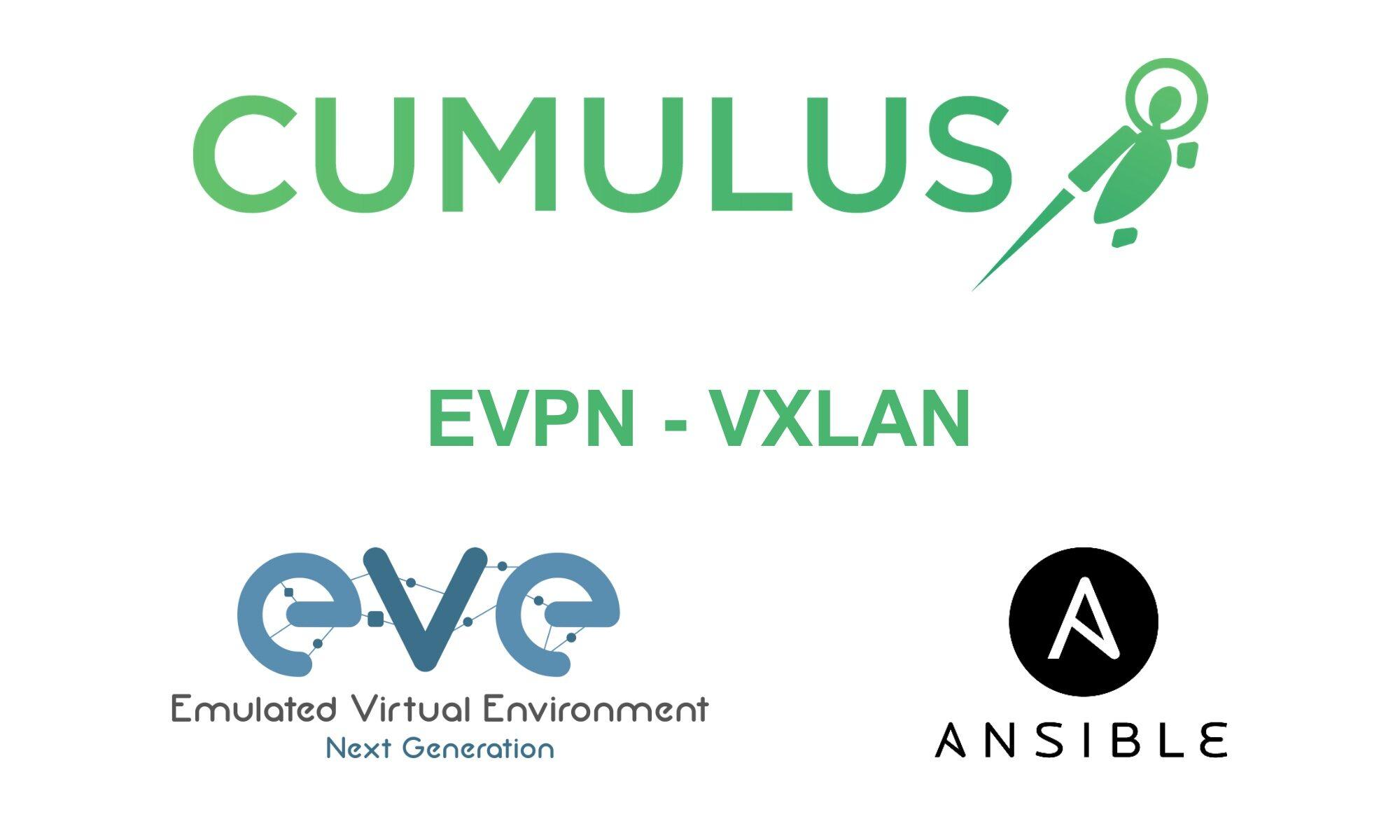 Cumulus EVPN-VXLAN