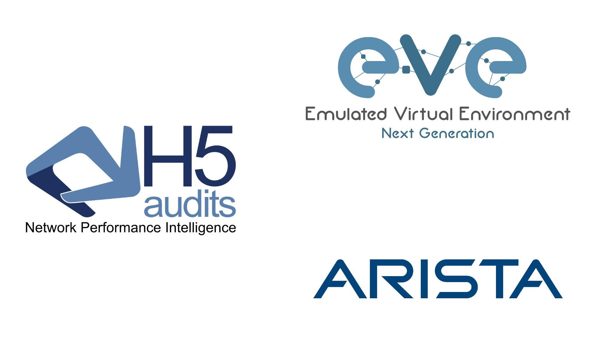 H5 audits EVE-NG