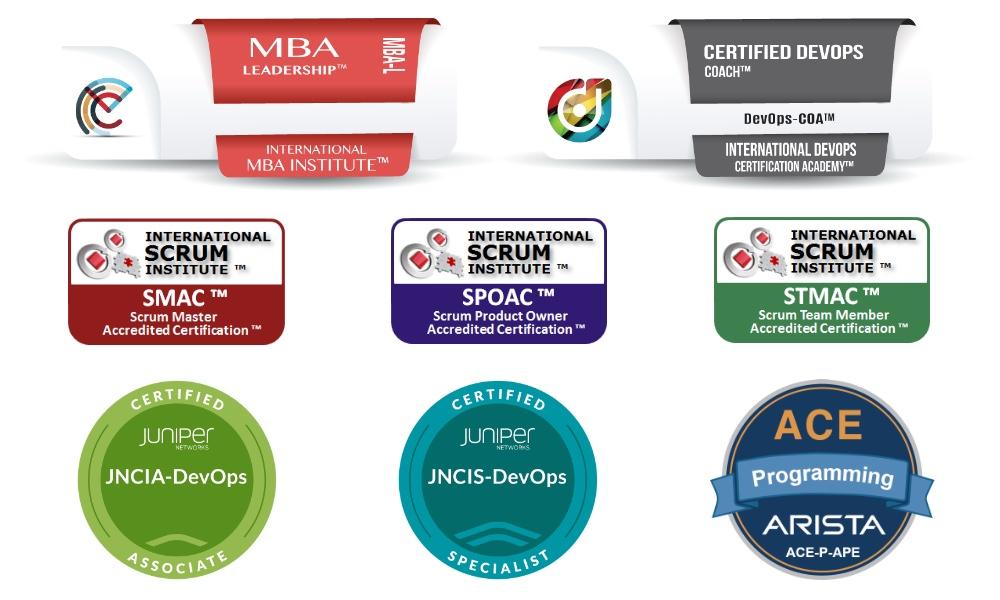 Certifications DevOps