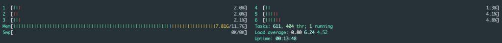 Containerlab VM usage